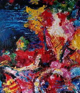 Abstraktní kompozice č. 11